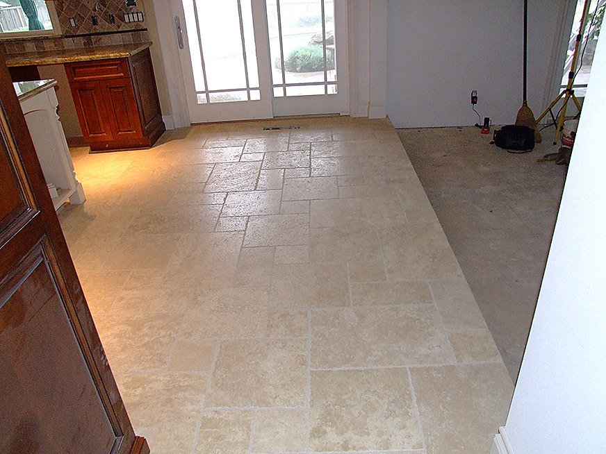 Rock Solid Creations - Tile and Stone - Project Photos